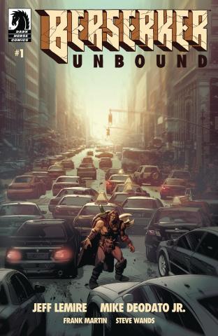 Berserker: Unbound #1 (Deodato Cover)