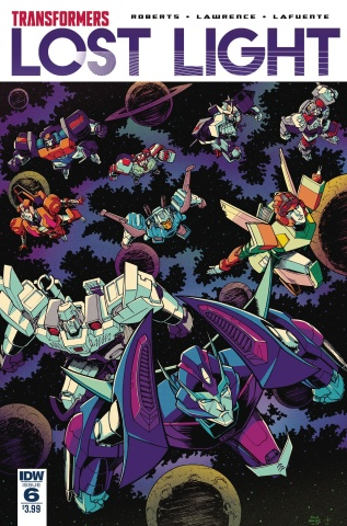 The Transformers: Lost Light #6
