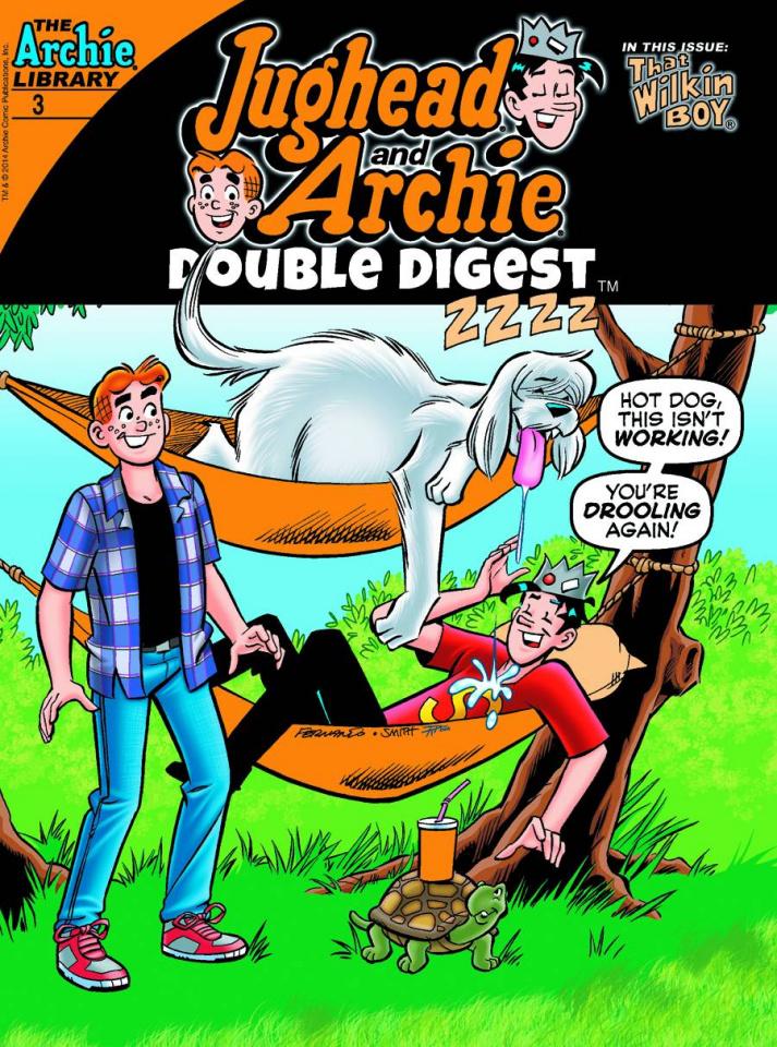 Jughead & Archie Double Digest #3