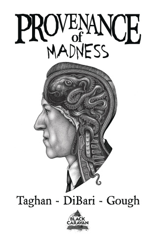Provenance of Madness (Paul Jackson Cover)