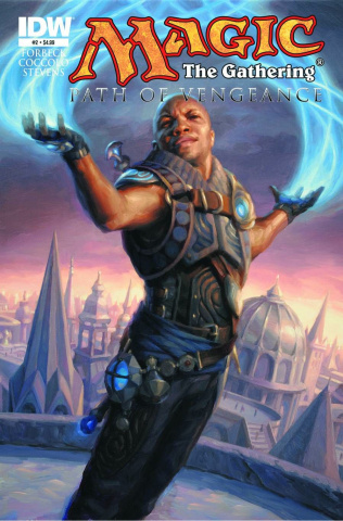 Magic the Gathering: Path of Vengeance #2