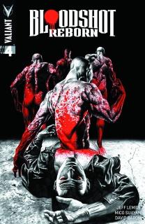 Bloodshot: Reborn #4 (2nd Printing)
