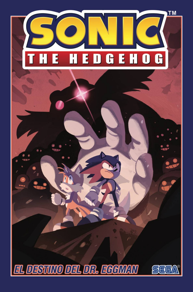 Sonic the Hedgehog Vol. 2: El Destino del Dr. Eggman (Spanish Edition)