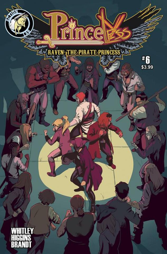 Princeless: Raven, The Pirate Princess #6