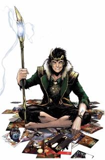 Loki: Agent of Asgard #17