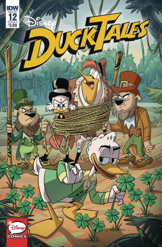 DuckTales #12 (Fontana Cover)