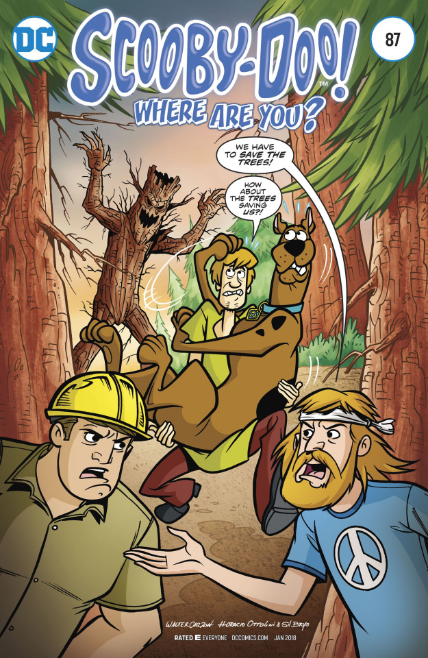 Scooby-Doo! Where Are You? #87
