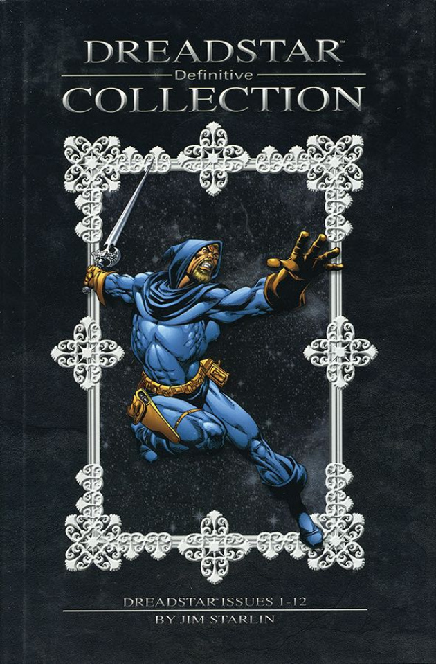Dreadstar (Wizard Rare Limited Edition Signed by Starlin)