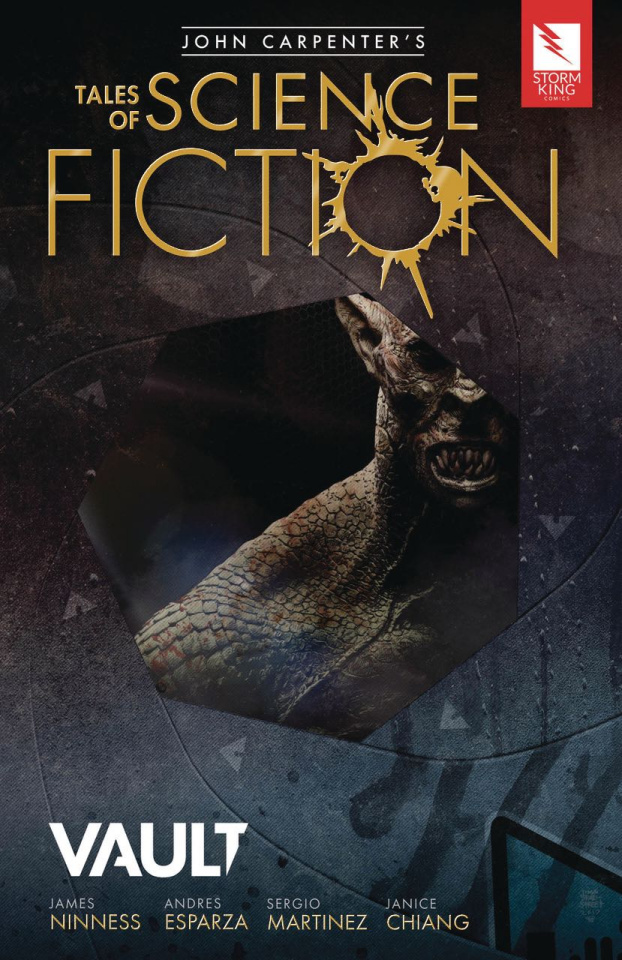 Tales of Science Fiction: Vault