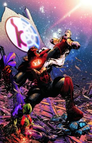 Red Lanterns #10