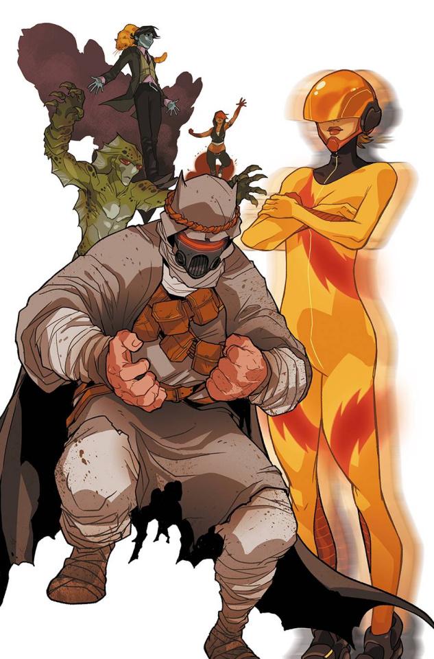 Teen Titans: Future's End #1