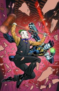 Lobo #7 (The Joker Variant)