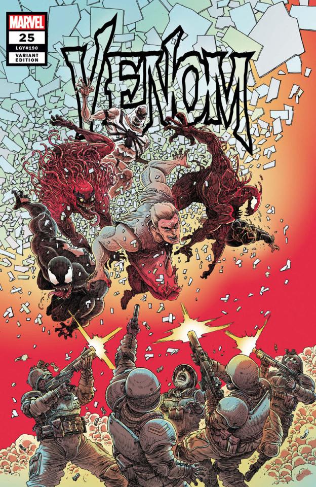Venom #25 (Stokoe Cover)