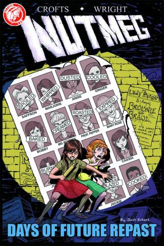 Nutmeg #1 (Eckert Cover)