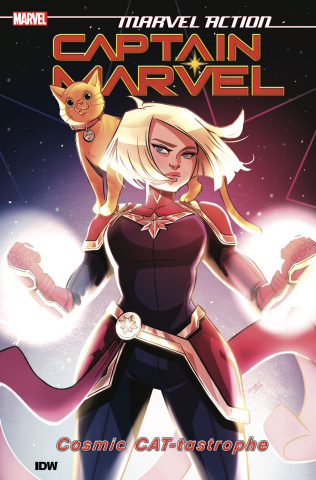 Marvel Action: Captain Marvel Vol. 1: CAT-tastrophe