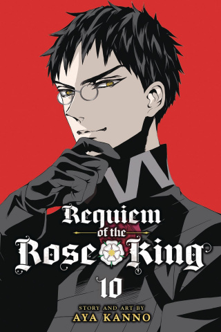 Requiem of the Rose King Vol. 10