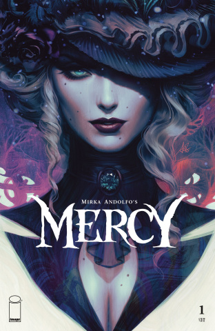 Mercy #1 (Artgerm Cover)