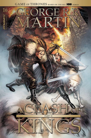 A Clash of Kings #16 (Miller Cover)
