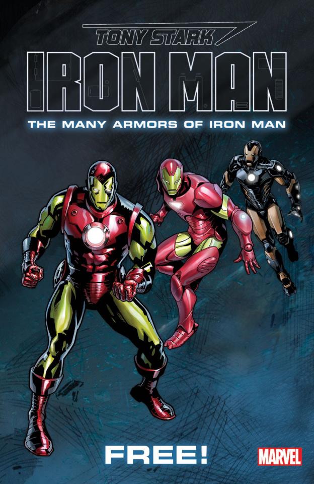 Tony Stark: Iron Man Mini Comic (Bundle of 25)