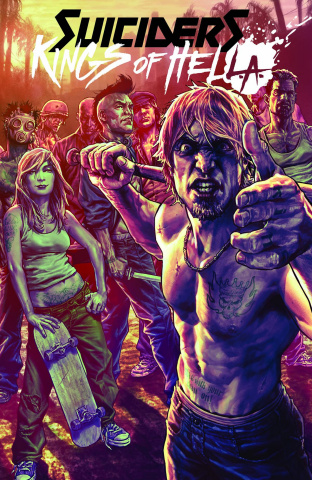 Suiciders: Kings of HelL.A. #1