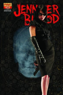 Jennifer Blood #18