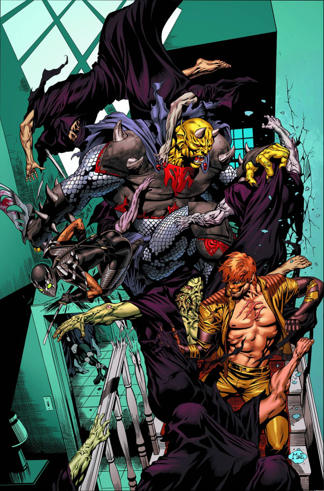 The Secret Six #8