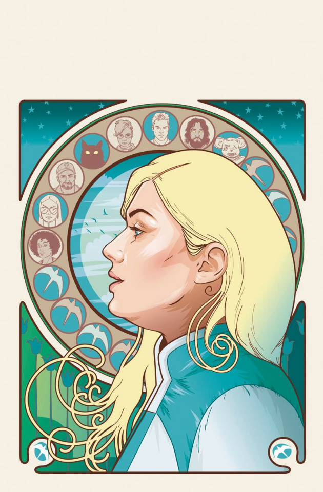 Faith #11 (Cheung Cover)