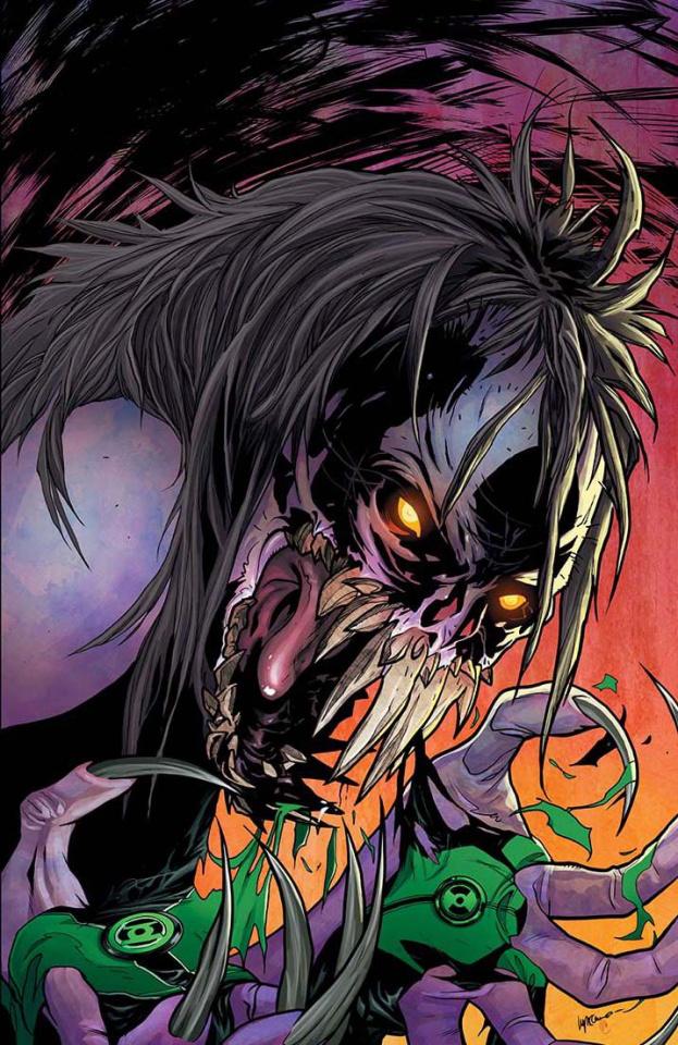 Green Lanterns #13 (Variant Cover)