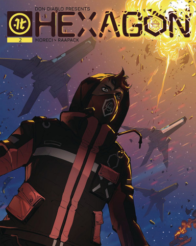 Hexagon #2 (Raapack Cover)