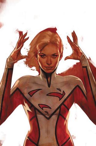 Superwoman #4 (Variant Cover)