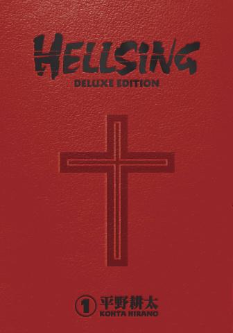 Hellsing Vol. 1 (Deluxe Edition)