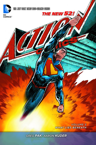 Action Comics Vol. 5: What Lies Beneath