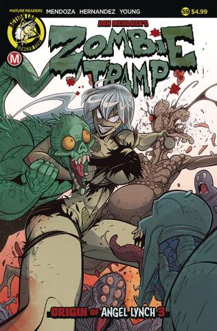 Zombie Tramp #59 (Maccagni Cover)