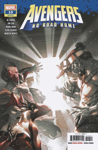 Avengers: No Road Home #10