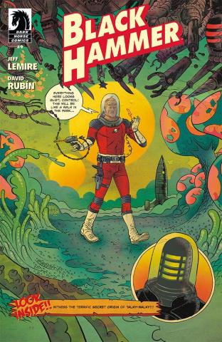 Black Hammer #9 (Rubin Cover)