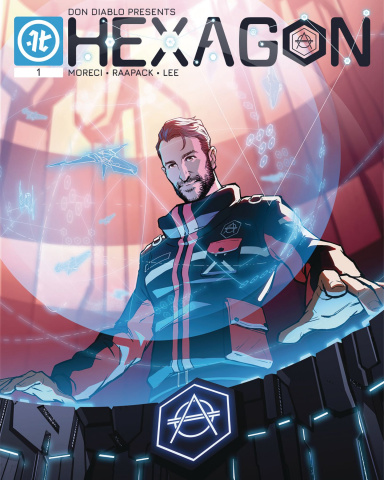 Hexagon #1 (Xu Cover)