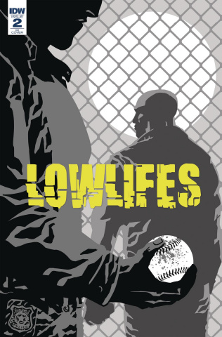 Lowlifes #2 (10 Copy Buccellato Cover)