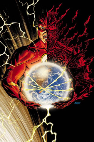 The Flash #2 (Variant Cover)