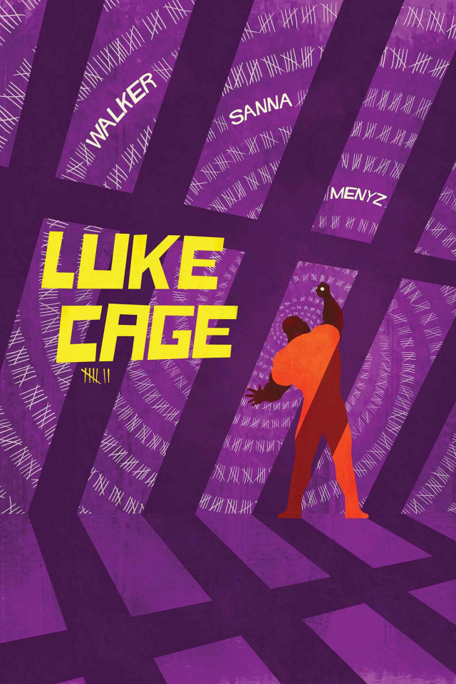 Luke Cage #167: Legacy