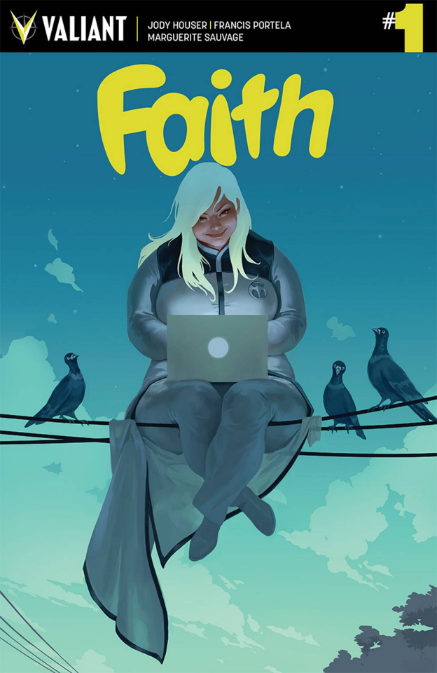 Faith #1 (Kevic-Djurdjevic Cover)