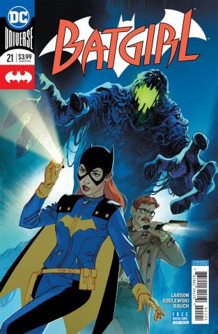Batgirl #21 (Variant Cover)