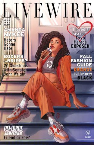 Livewire #10 (Koh Cover)