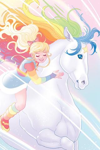 Rainbow Brite #4 (10 Copy Ganucheau Virgin Cover)