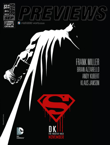 Previews #324: September 2015