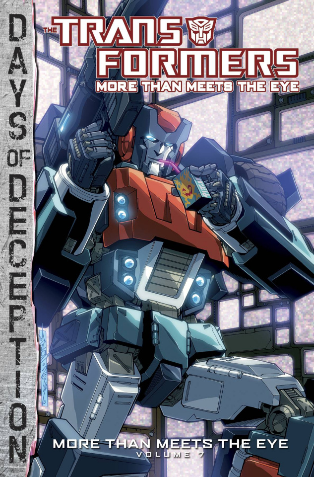The Transformers: More Than Meets the Eye Vol. 7