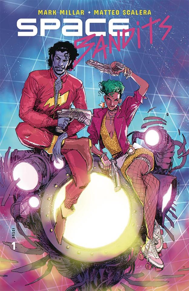 Space Bandits #1 (Pichelli Cover)