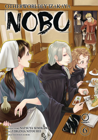 Otherworldly Izakaya Nobu Vol. 6