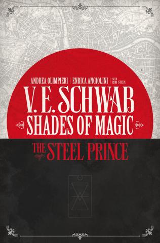 Shades of Magic #1 (Novel Cover)