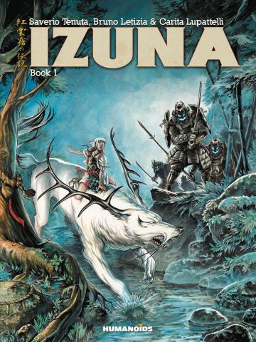 Izuna Book 1