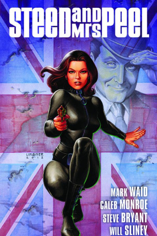 Steed and Mrs. Peel Vol. 1: A Very Civil Armageddon